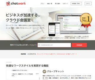 chat work